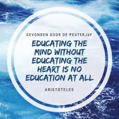 aristoteles education