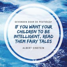 einstein fairy tales