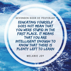 joy education