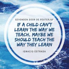 teach how they learn