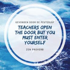 teachers door
