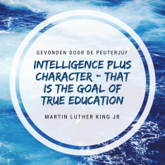 true education martin luther
