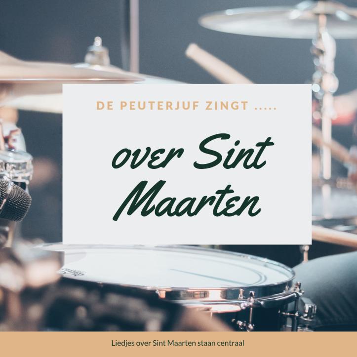 liedjes Sint Maarten