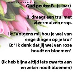 Roze en bloemen