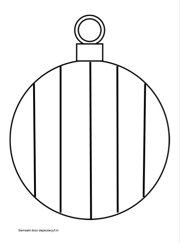 Kerstbal vorm